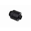 Alphacool Eiszapfen 13 / 10mm szorítógyűrűs csatlakozó G1 / 4 - Deep Black
