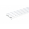 AlphaCool HardTube 16/12mm Plexi (PMMA) Clear 80cm - 4db Set
