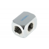 Alphacool HF TEE T-alakú G1/4 adapter (17029)