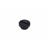 AlphaCool HF záródugó G1/4 - Deep Black