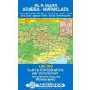Alta Badia, Arabba, Marmolada térkép - 07 Tabacco