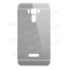 Alumínium védõ tok / hátlap - EZÜST - ASUS Zenfone 3 Laser (ZC551KL)
