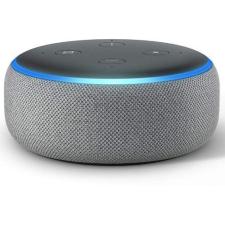 Amazon Echo Dot 3 okos hangszóró világosszürke hangszóró