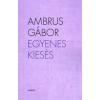 Ambrus Gábor Egyenes kiesés