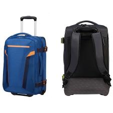 American Tourister ECO SPIN  gurulós fedélzeti utazó-hátizsák 134530 hátizsák