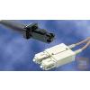 AMP MT-RJ/SC duplex patchkábel, MM 62.5/125µ, 2m (6206615-2)