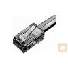 AMP RJ-45 dugasz, 8p., UTP, sodrott, 26-28AWG vezetékhez (5-554169-3)