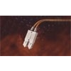 AMP SC/SC duplex patchkábel, MM 50/125ľ, 2m (5349565-2)