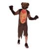Amscan Férfi jelmez - Ijesztő medve Méret - felnőtt: M/L