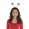 Amscan Karácsonyi hajpánt - Mikulás