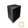 AMTECH RA-60-1500 15U 540x710 600 mély fali rack szekrény