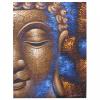 Ancient Buddha Festmény - Réz Arc