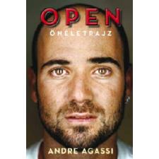 André Agassi OPEN - ÖNÉLETRAJZ (KEMÉNYTÁBLÁS) sport