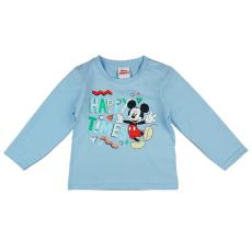 Andrea Kft. Disney Mickey Happy times hosszú ujjú fiú póló