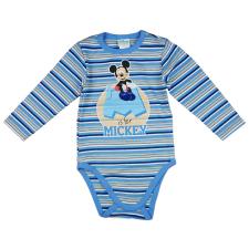 Andrea Kft. Disney Mickey hosszú ujjú baba body kombidressz, body