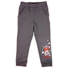 Andrea Kft. Disney Minnie belül bolyhos lányka szabadidő nadrág 110 Szürke gyerek nadrág