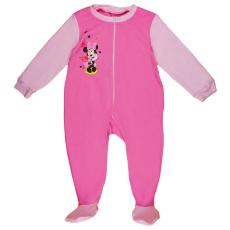 Andrea Kft. Disney Minnie csillagos lábfejes overálos pizsama 86 23147071086