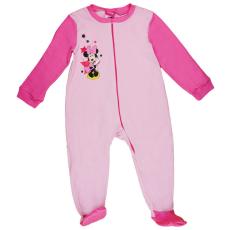 Andrea Kft. Disney Minnie csillagos lábfejes overálos pizsama 98 23147045098
