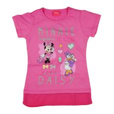 Andrea Kft. Disney Minnie és Daisy kacsa lányka rövid ujjú póló