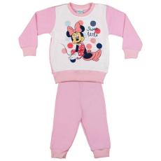 Andrea Kft. Disney Minnie lányka pizsama (méret: 86-116) 18342045086