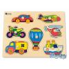 Andreu Fogantyús puzzle-járművek