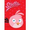 AngryBirds Füzet (12-32) 3.oszt. A5 32 lap VONALAS AngryBirds Stella <20db/csom>