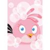AngryBirds Füzet(14-32)1.oszt.A5 32 lap VONALAS Angry Birds Bubbles<20db/csom>