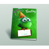 AngryBirds Füzet (14-32) A5 1.o. Angry Birds MOVIE BOYS Timothy20db/csom