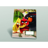 AngryBirds Füzet (80-32) A4 SIMA Angry Birds MOVIE 20db/csom