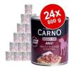Animonda Gran Carno Animonda GranCarno Adult gazdaságos csomag 24 x 800 g - Marha & bárány