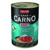 Animonda GranCarno Adult konzerv, lazac és spenót 400 g