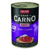Animonda GranCarno Adult konzerv, marha és bárány 6 x 400 g