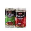 Animonda Grancarno Junior marhahús+pulyka szív 400g