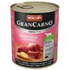 Animonda Grancarno Sensitiv: marhahús burgonyával 24x800g