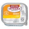 Animonda Integra 6x100g Animonda INTEGRA Protect Adult Nieren tálcás nedves macskatáp-Marha