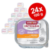 Animonda Integra Protect Adult Diabetes tálcás 24 x 100 g - Nyúl