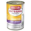 Animonda Integra Protect Sensitive konzerv - 6 x 400 g ló & amaránt