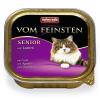 Animonda Vom Feinsten Senior Cat bárányhús 6x100g