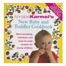 Annabel Karmel's Baby And Toddler Cookbook – Annabel Karmel idegen nyelvű könyv
