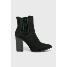 ANSWEAR - Magasszárú cipő Poti Pati - fekete - 1472299-fekete