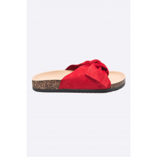 ANSWEAR - Papucs Ideal shoes - piros