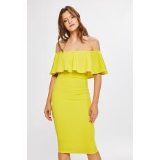 ANSWEAR - Ruha Stripes Vibes - sárga - zöld - 1317218-sárga - zöld