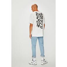 ANSWEAR - T-shirt Manifest Your Style - fehér - 1419154-fehér