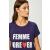 ANSWEAR - Top Femifesto - sötétkék - 1460967-sötétkék