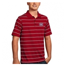 Antigua Montreal Canadiens pólóing red Deluxe Polo - XXL
