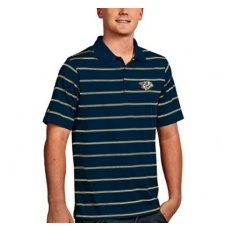 Antigua Nashville Predators pólóing blue Deluxe Polo - L