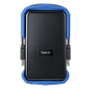 Apacer External HDD Apacer AC631 2.5'' 2TB USB 3.1; shockproof military; Blue