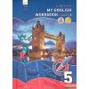 Apáczai /Jegyzéki/ 2017 My English Workbook Class 5