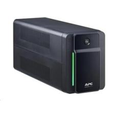 APC BVX700LI-GR Back-UPS (2 SCHUKO) 700VA (360 W) 230V, LINE-INTERACTIVE szünetmentes , AVR, torony szünetmentes áramforrás