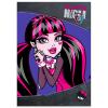 Apis Monster High: hangjegy füzet - A5, 36-16